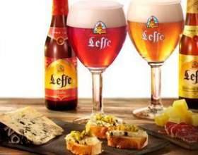 Абатське leffe - пиво з багатим смаком і ароматом фото