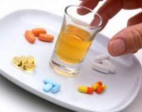 Алкоголь і антибіотики фото