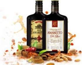 Алкогольні коктейлі з амаретто фото