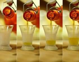 Апельсинова горілка - настоянка на цедрі і м`якоті апельсина фото