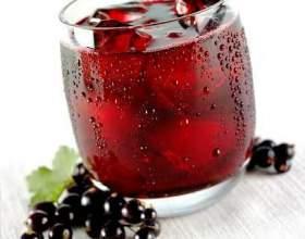 Ароматне домашнє вино зі смородини фото