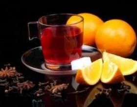 Ароматний фруктовий чай фото