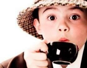 Кава - дітям: починаючи з якого віку можна не побоюватися за здоров`я дитини? фото