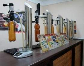 Бізнес з продажу пива на розлив фото