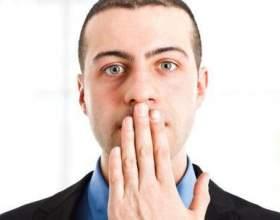 Чим швидко відбити запах алкоголю з рота? фото