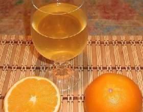 Робимо апельсинове вино в домашніх умовах фото