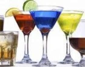 Десять кращих рецептів коктейлів з мартіні фото