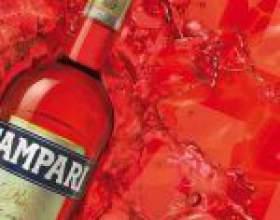 Десятка кращих рецептів коктейлів з кампари (campari) фото