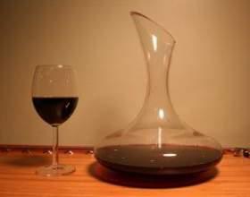 Для чого потрібна декантація вин? фото