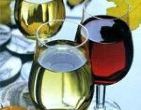 Домашнє сухе вино з винограду фото