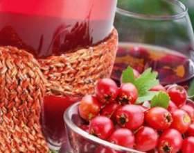 """Домашнє вино з глоду: користь в кожній краплі С""""РѕС'Рѕ"""