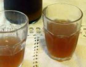 Домашнє вино з чорносливу фото