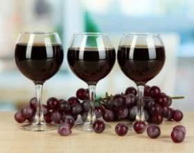 Домашнє вино з ірги фото