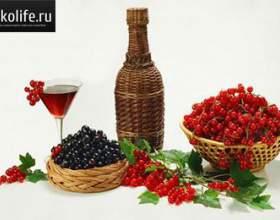 Домашнє вино зі смородини (кращі рецепти) фото