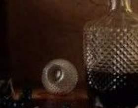 Домашні наливки з чорноплідної горобини фото