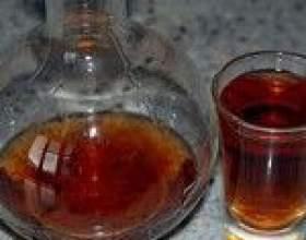Домашній коньяк з чорносливу (імітація на горілці, спирті, самогоні) фото