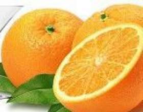 Домашній лікер з апельсинів фото