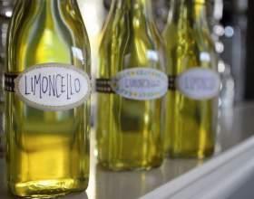 Домашній лимончелло (limoncello) - рецепт з фото фото