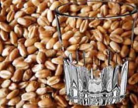 Домашній рецепт самогону з пшениці фото