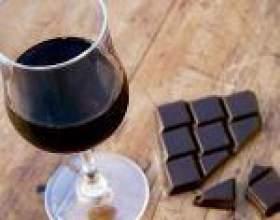 Домашній шоколадний коньяк - десертний лікер фото