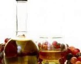 Домашній винний оцет з ягід або саморобного вина (червоного і білого) фото