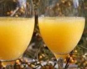 Два рецепта обліпихова наливки (на горілці і природному бродінні) фото