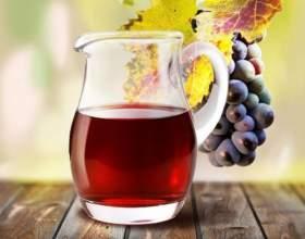 Готуємо домашнє червоне вино фото