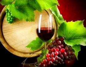 Готуємо домашнє напівсолодке вино фото