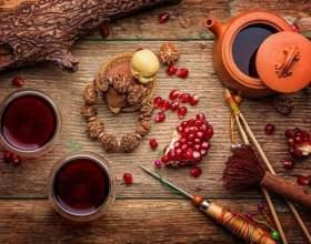 Гранатовий чай: рецепти на будь-який смак фото