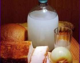 Хлібний самогон фото