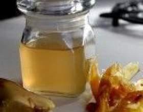 Имбирная горілка - два перевірених рецепту настоянки на имбире фото