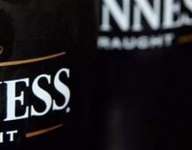 Ірландське пиво гіннес фото