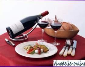Мистецтво подачі вина до столу фото