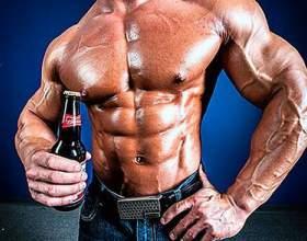 Як алкоголь впливає на м`язи спортсменів? фото