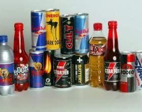 Як алкогольні енергетики впливають на людину? фото