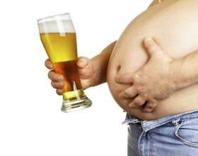 Як швидко прибрати пивний живіт чоловікові в домашніх умовах? фото