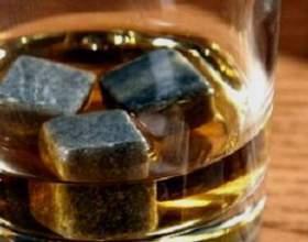 Як користуватися камінням для віскі «whiskey stones»? фото