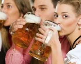 Як правильно вживати пиво фото