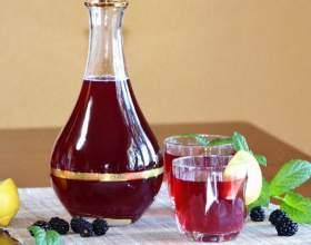 Як приготувати домашнє вино з компоту фото