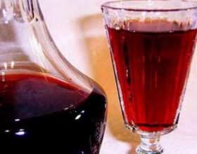 Як приготувати журавлинне домашнє вино фото