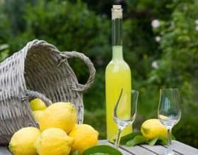 Як приготувати лікер «лимончелло» в домашніх умовах фото