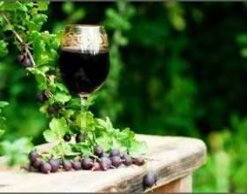 Як приготувати сухе вино фото