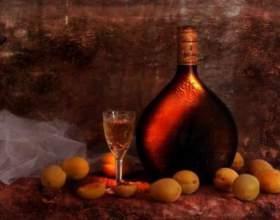 Як приготувати вино з абрикосів. Рецепт фото