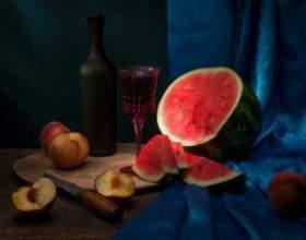Як приготувати вино з кавуна в домашніх умовах фото