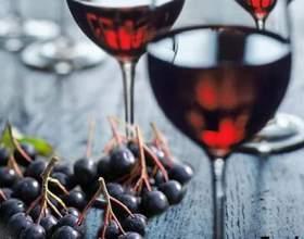 Як приготувати вино з чорноплідної горобини: домашні рецепти фото