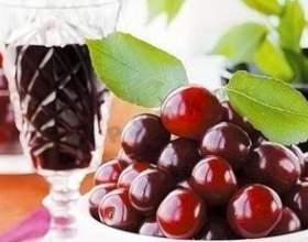 Як приготувати смачне вино з черешні? фото