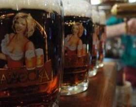 Як проводиться і вживається пиво «пражечка»? фото
