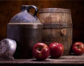 Як зробити брагу з яблук - коли нема куди дівати врожфото