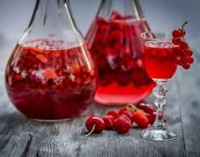 Як зробити домашнє вино з ягід смородини фото