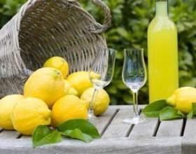 Як зробити домашній лимонний лікер фото